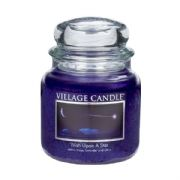 Village Candle Wish Upon A Star 16oz Medium Candle Jar